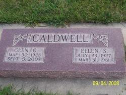 Ellen <I>Satterthwaite</I> Caldwell