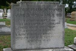 COL George Franklin Townes