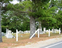 Pond Road Cemetery