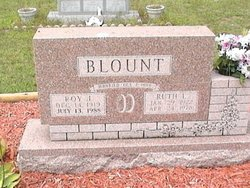 Ruth L <I>Hartley</I> Blount