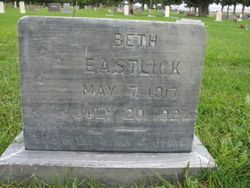 Beth Eastlick