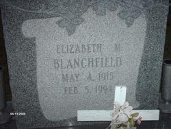 Elizabeth M. Blanchfield