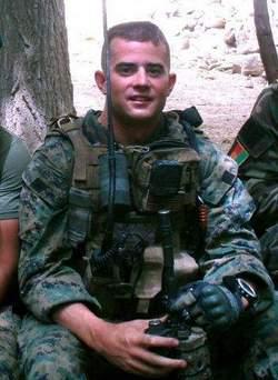 1LT Nicholas Aaron Madrazo