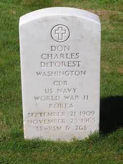 Don Charles DeForest