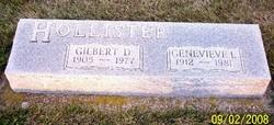 Gilbert D Hollister