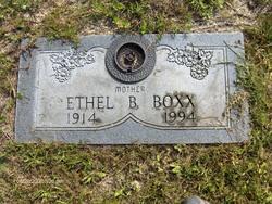 Ethel B Boxx