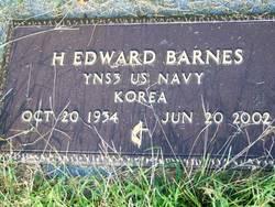 Henry Edward Barnes