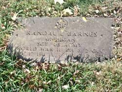 Randall Barnes