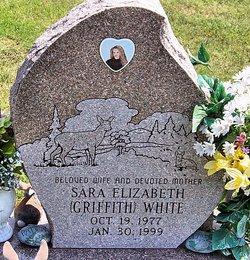 Sara Elizabeth <I>Griffith</I> White