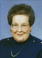 """Patricia G. """"Patt"""" <I>Conkey</I> Cline"""