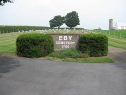 Monterey Chapel (Eby) Cemetery