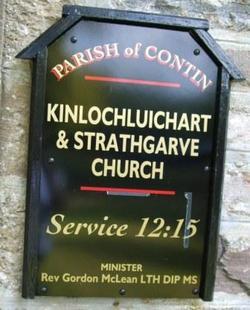 Kinlochluichart & Strathcarron