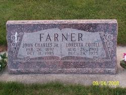 John Charles Farner, Jr