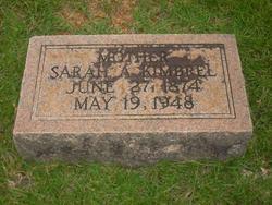 Sarah A. Kimbrel