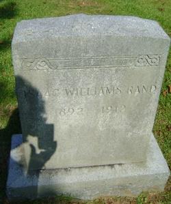 Isaac William Rand