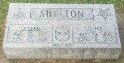Louise <I>Smith</I> Shelton
