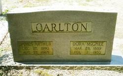Dora <I>McGhee</I> Carlton