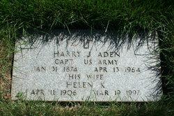 Helen K <I>Klaus</I> Aden