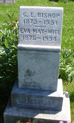 Eva May <I>Hoover</I> Bishop