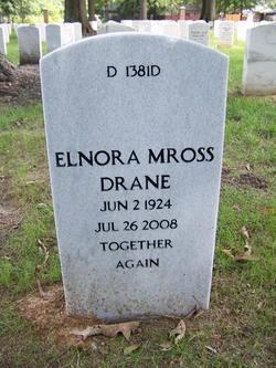 Elnora <I>Mross</I> Drane