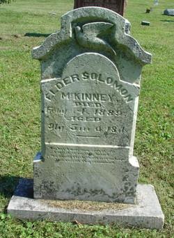 Elder Solomon McKinney