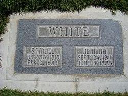 Jemima <I>Baker</I> White