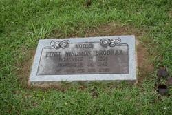 Ethel <I>Hindmon</I> Brodnax
