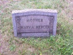 Mary Alice Mercer