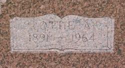 Lottie A <I>Carpenter</I> Corbin