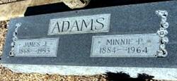 Minnie Pearl <I>Collins</I> Adams