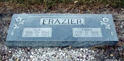 Emily Jane <I>Brooks</I> Frazier