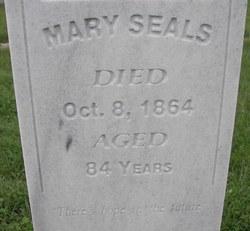 """Mary """"Polly"""" <I>Lofton</I> Seals"""
