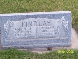 Phyllis May <I>Calder</I> Findlay
