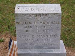 William B Marshall