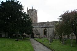 St John Baptist and St Helen Churchyard