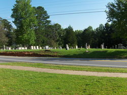 Round Hill Baptist Church Cemetery