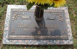 Mary Louise <I>Stewart</I> Maisano