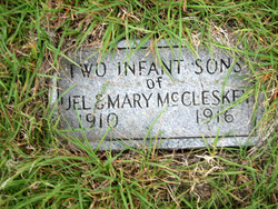 Infant Son McCleskey