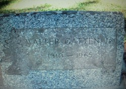 "Walter ""Bud"" Gatten"