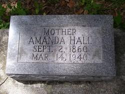 Amanda McDonald Hall