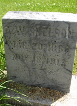 Alfred Wesley Snelson