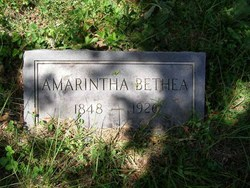 Amarintha Bethea