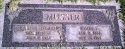 Roscoe Seegmiller Musser