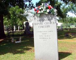 Hillsboro Baptist Church Cemetery