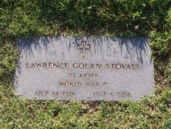 "Lawrence Golan ""Pat"" Stovall"