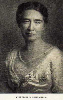 Mary Barnett Poppenheim