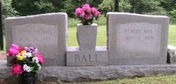 Hattie Lee <I>Jackson</I> Ball
