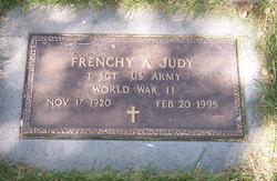 Frenchy Aaram Judy