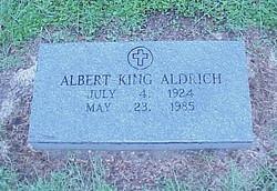 Albert King Aldrich