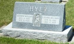 Emma Elaine <I>Hillyard</I> Hyer